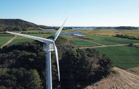 伊良湖風力発電所
